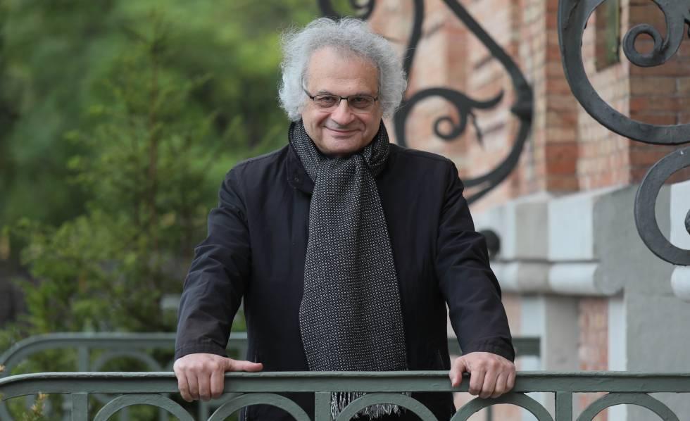 Amin Maalouf escritor.