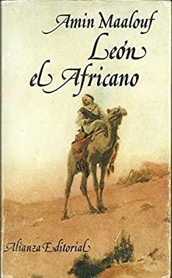 Libro de Amin Maalouf, León el Africano.