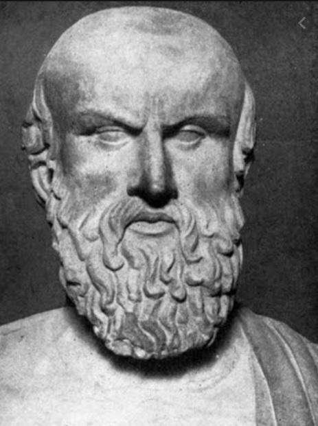 Simónides de Ceos, poeta griego.