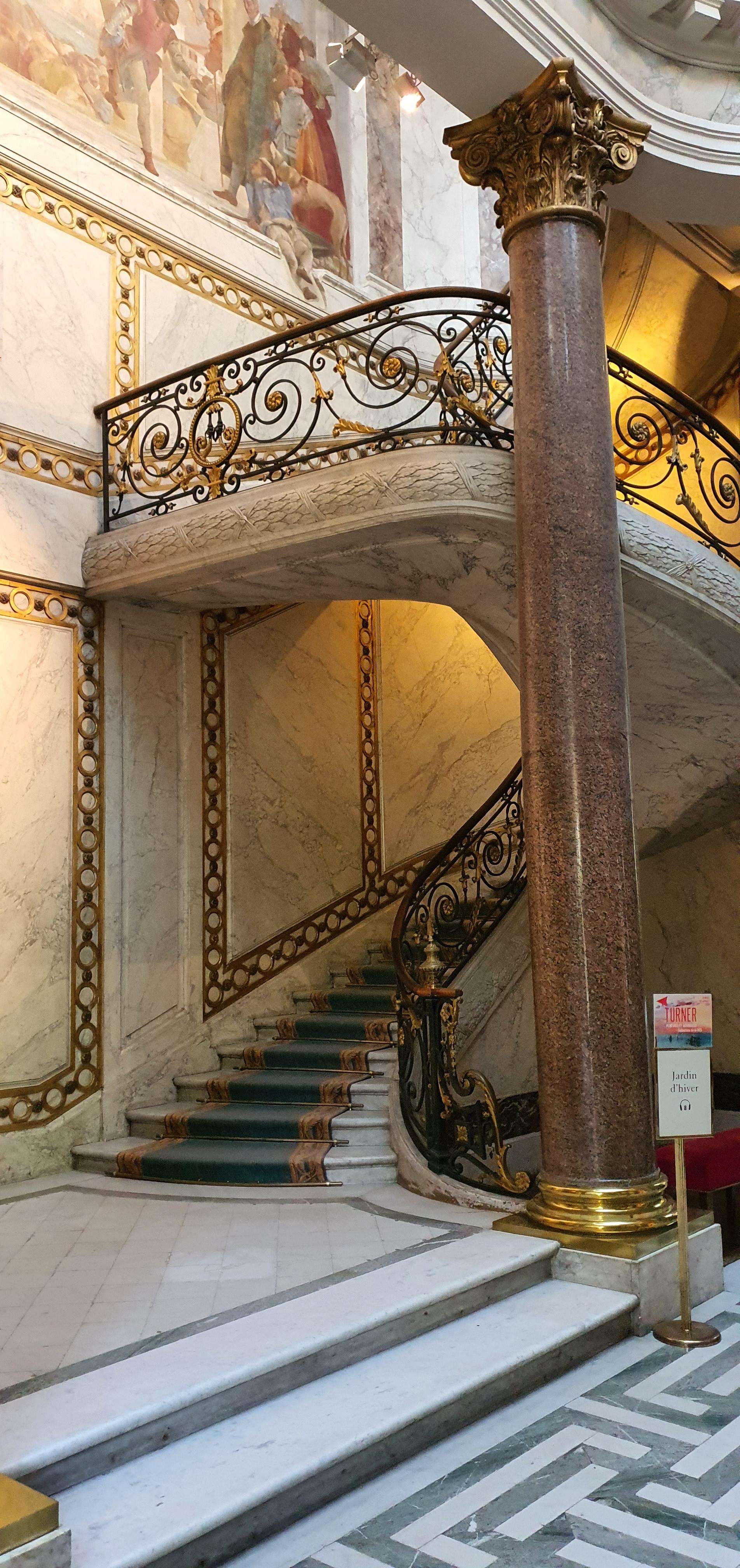 Palacio Jacquemart André, París.