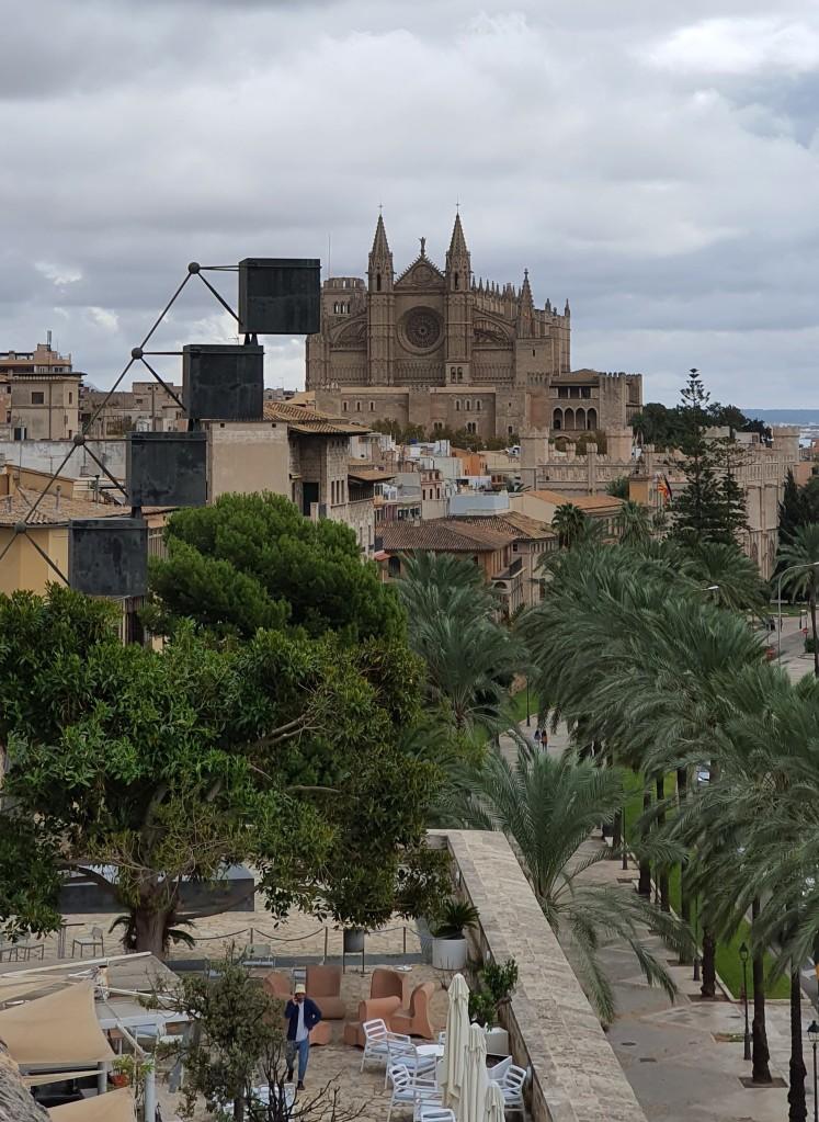 Catedral gótica Mallorca.