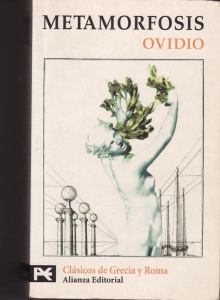 LA METAMORFOSIS - Ovidio