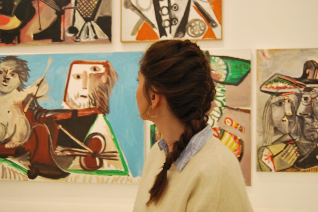 Museo Picasso, París.
