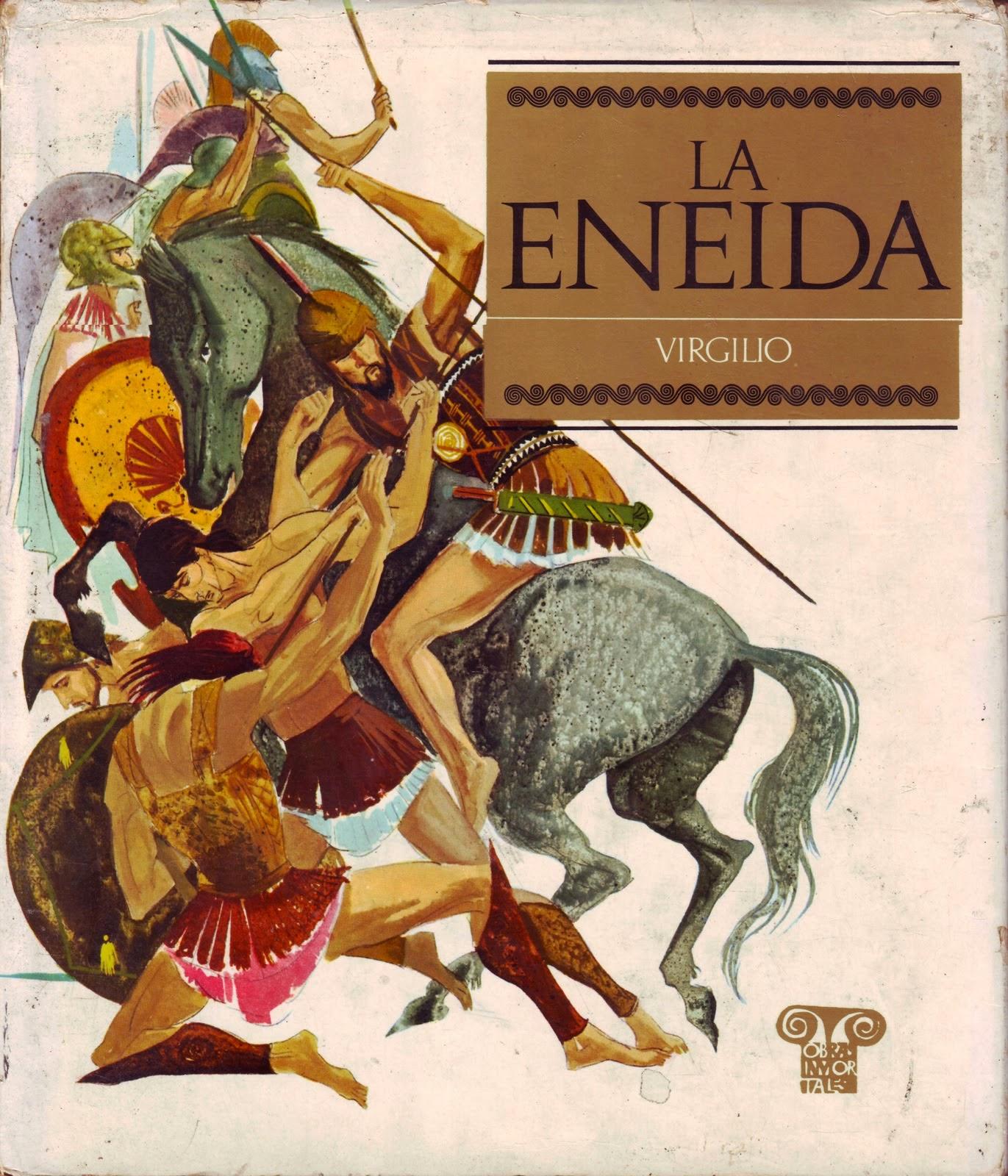 La Eneida.