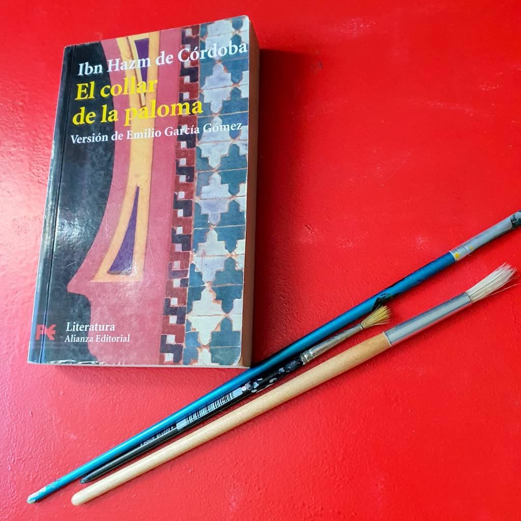 'El collar de la Paloma', Ibn Hazm. Vincent Amin blog.