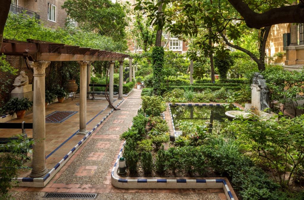 Jardines del Museo Sorolla.
