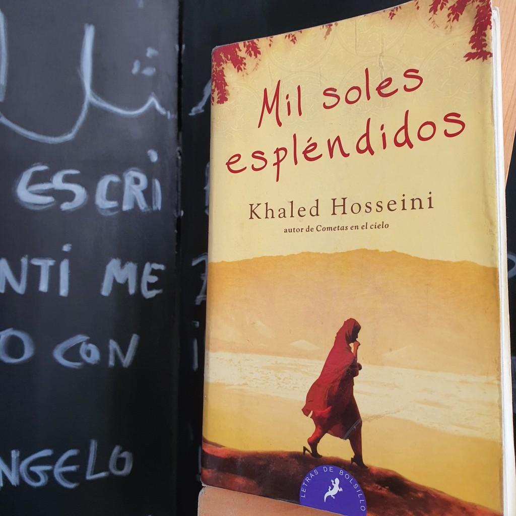 Libros de Khaled Hosseini