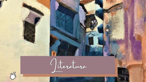 Vincent Amin, el blog de literatura y pintura. Literatura.